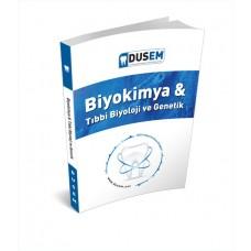 DUS Biyokimya, Tıbbi Biyoloji ve Genetik Konu Kitabı