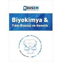 DUS Biyokimya Konu Kitabı