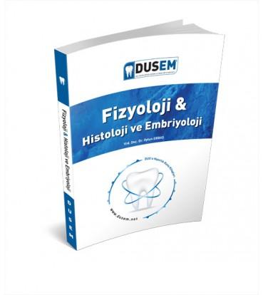 DUS Fizyoloji Histoloji Konu Kitabı O