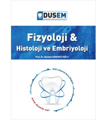 DUS Fizyoloji Histoloji Konu Kitabı