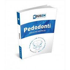 DUS Çocuk Diş Hekimliği (Pedodonti) Konu Kitabı