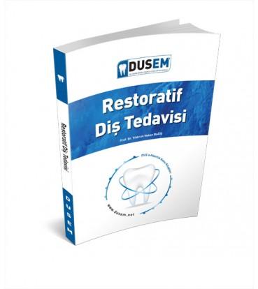 DUS Restoratif Diş Tedavisi Konu Kitabı