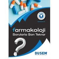 DUS Farmakoloji Sorularla Son Tekrar