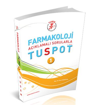 Farmakoloji TUSpot 1 Soru Bankası