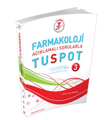 Farmakoloji TUSpot 3 Soru Bankası