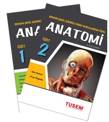 TUS Anatomi Özet 1-2