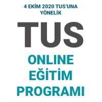 TUS Online Eğitim Programı