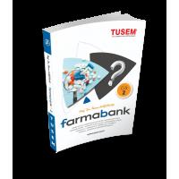 TUS Farmabank Farmakoloji Soru Kitabı Cilt 2