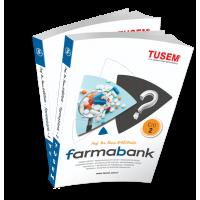 TUS Farmabank Farmakoloji Soru Kitabı Cilt 1-2
