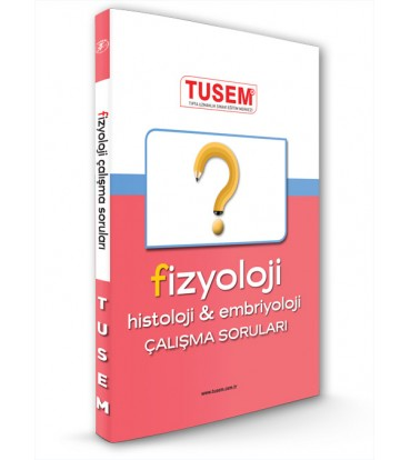 Fizyoloji Histoloji Soru Kitabı