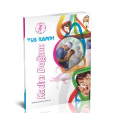 TUS Kampı Kadın Doğum Konu Kitabı