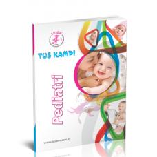 TUS Kampı Pediatri Konu Kitabı